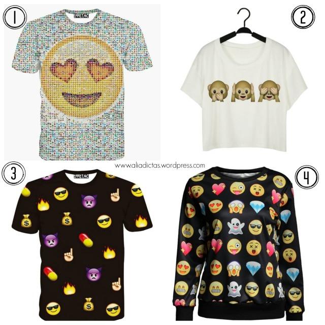 emoji camis